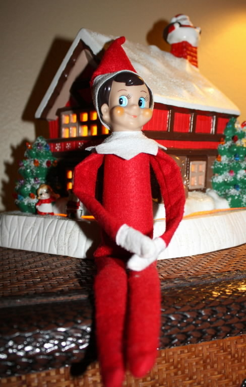 Oh No Elf On The Shelf Is Back Orlando Sentinel