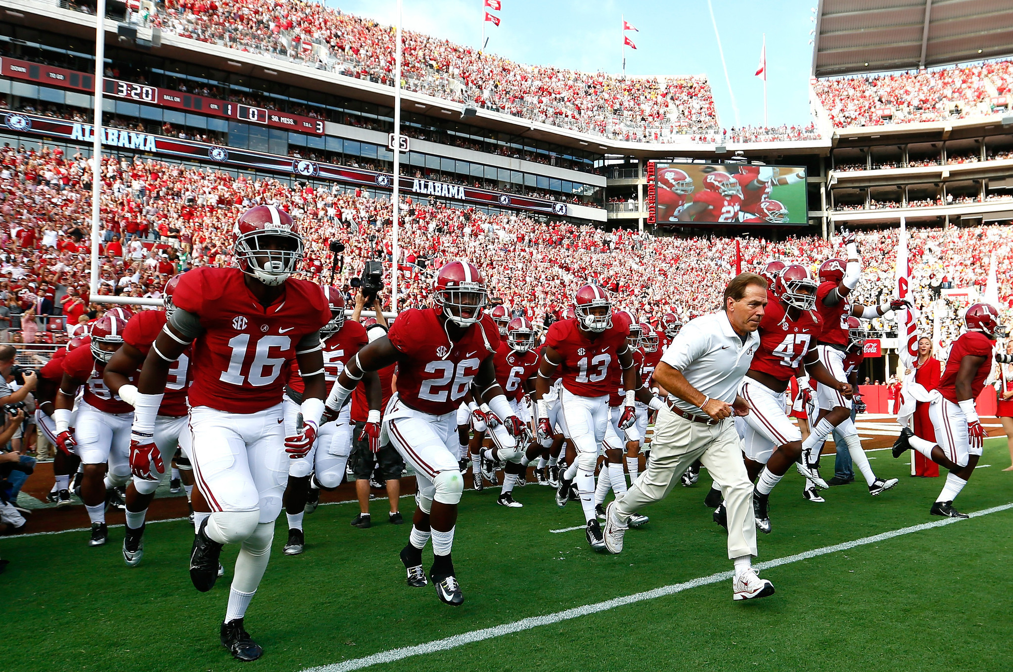 Iron Bowl Tops Our Six College Football Games To Watch Thanksgiving
