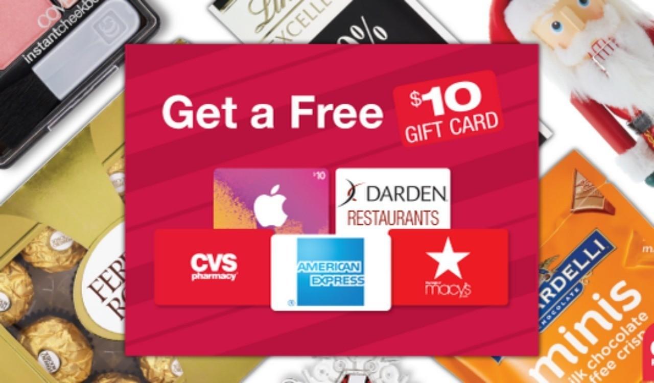 Free 10 Gift Card At Cvs Sun Sentinel