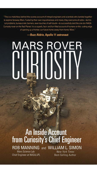 mars rover curiosity book - photo #12