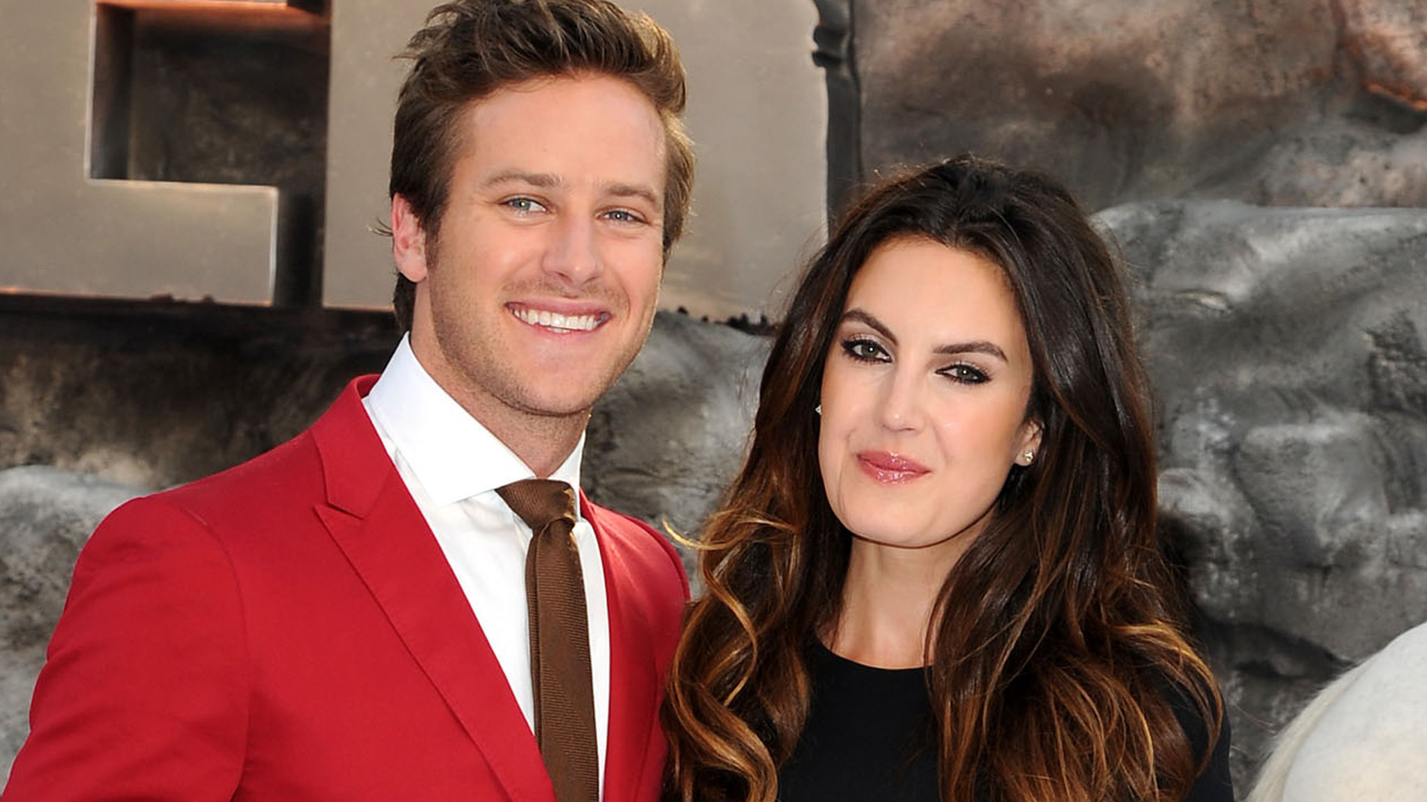 Armie Hammer, Elizabeth Chambers are parents of a baby ...