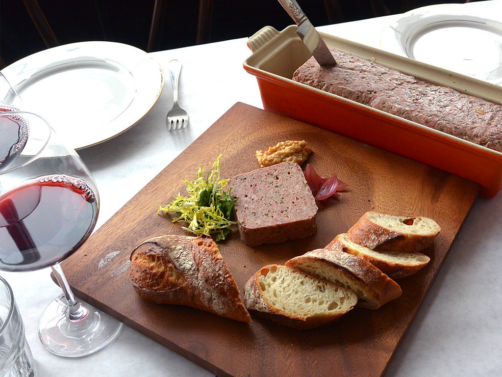 Terrine, a French-California brasserie, opens next week ...