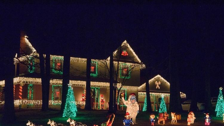 North&ton While Allentownu0027s Lights in the Parkway attracts countless holiday light gazers donu0027t forget to visit North&ton. The neighborhood has many ... & The Best Neighborhoods to See Holiday Lights in 2014 - via @Redfin