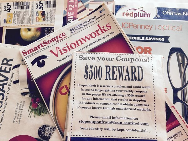 News America Marketing And Newspapers Fight Coupon Crime With 500