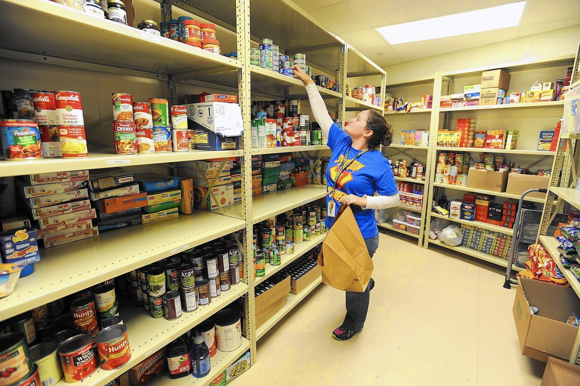 Food Pantries In Baltimore City