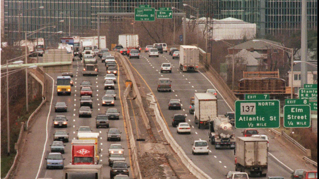 A Changing Road Map: CT Highways To Gradually Get New Exit ...