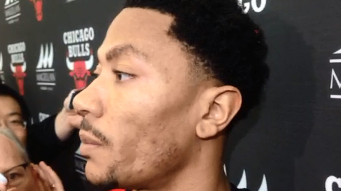 Derrick Rose On Wearing I Cant Breathe T Shirt Chicago Tribune