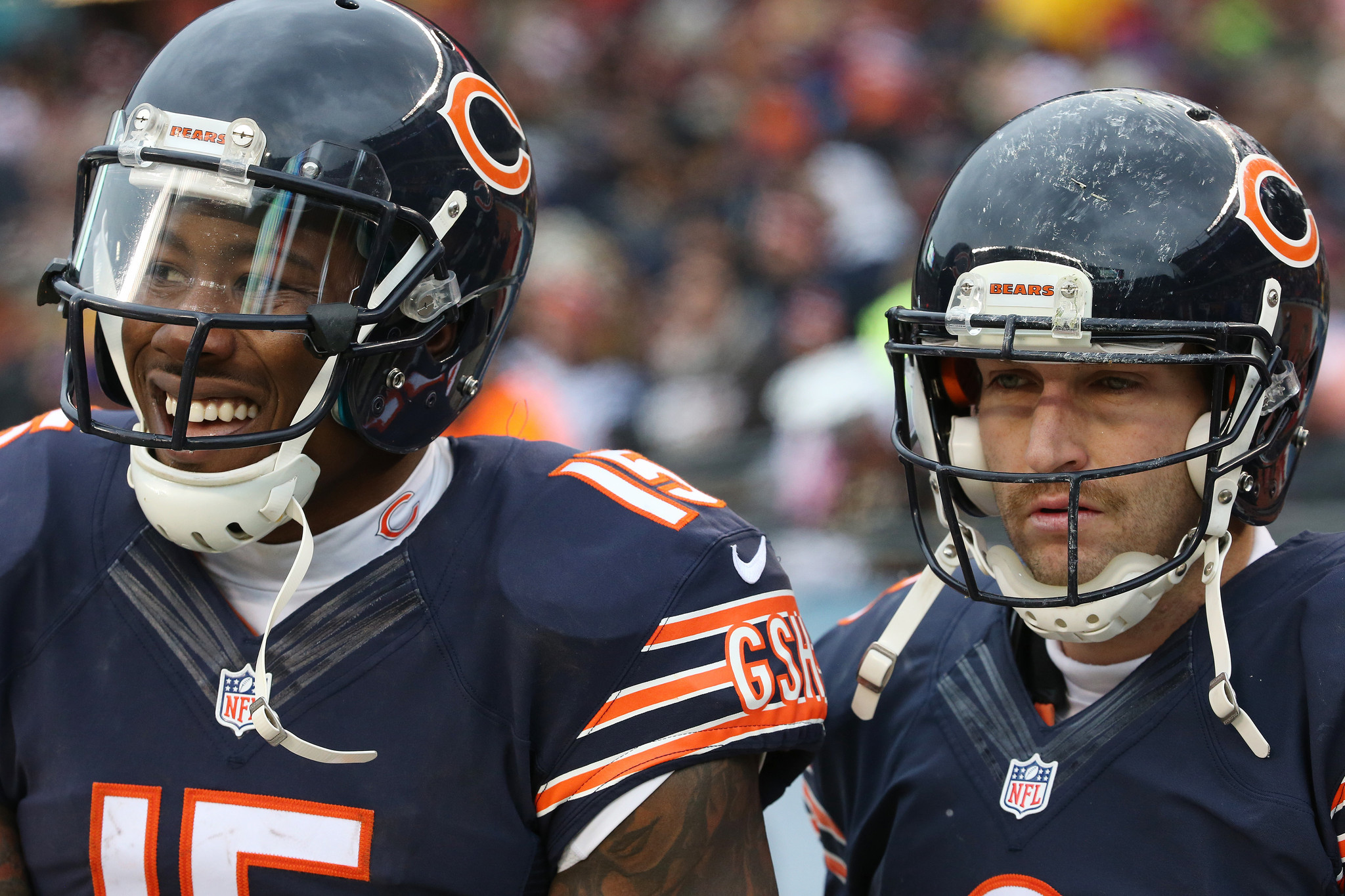 brandon marshall supports jay cutler but would have buyer