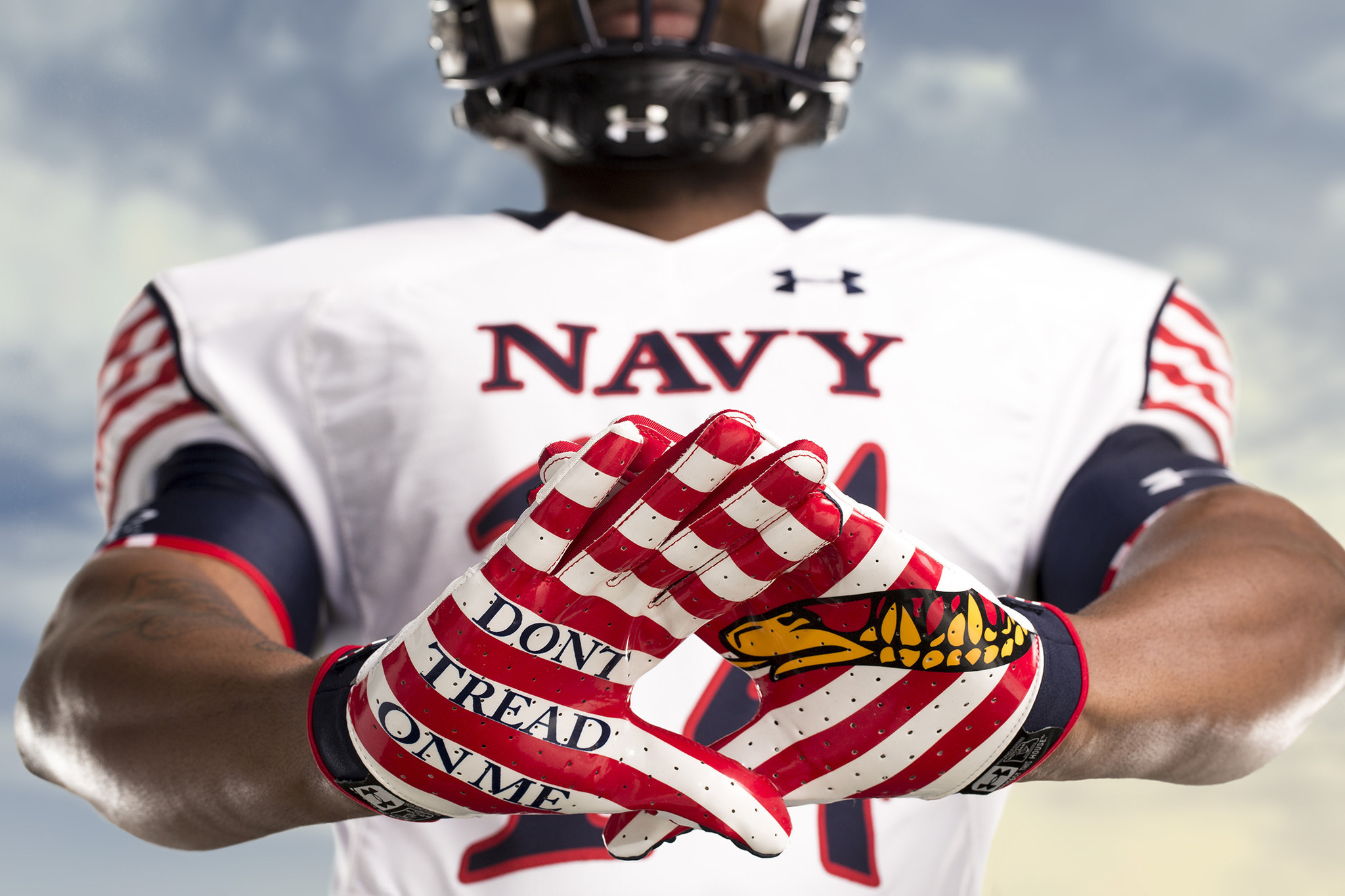 9001d56ffd4 Special edition Under Armour Army-Navy football uniforms  Pictures  -  Capital Gazette