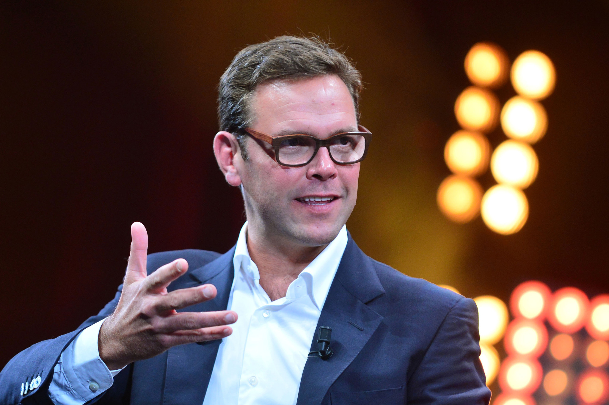 James Murdoch Not Ready To Ditch Cable Tv For Internet