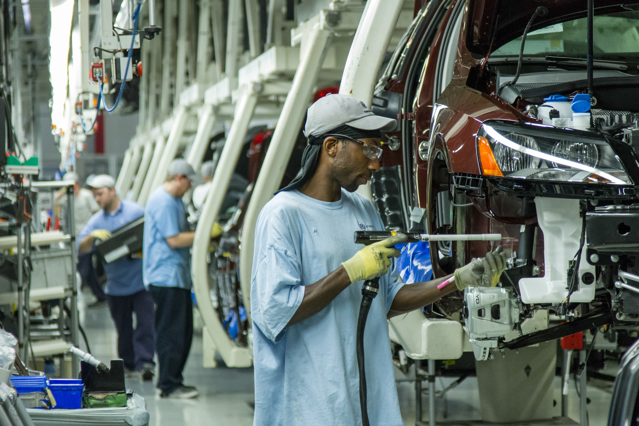 Volkswagen Chattanooga Jobs >> United Auto Workers to represent some at Tennessee VW plant - LA Times