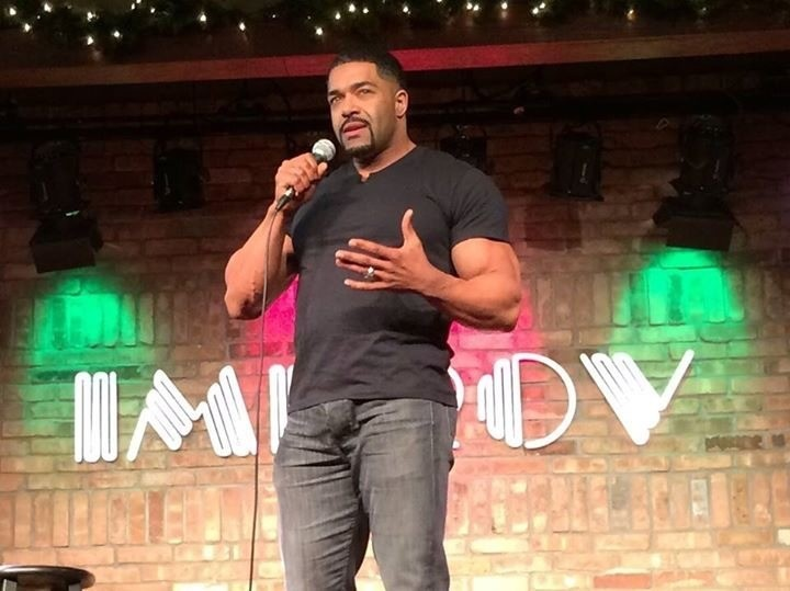 Interview David Otunga Is As Surprised As You Are By His