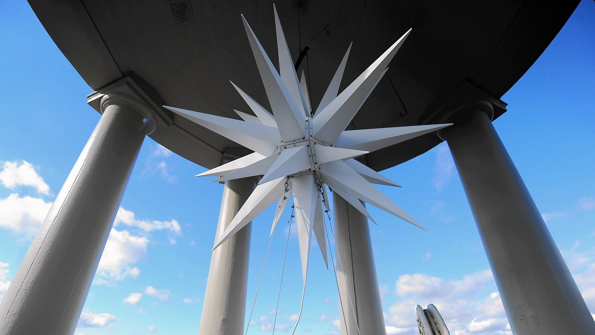 Shining light on Moravian stars: Some history of the ...
