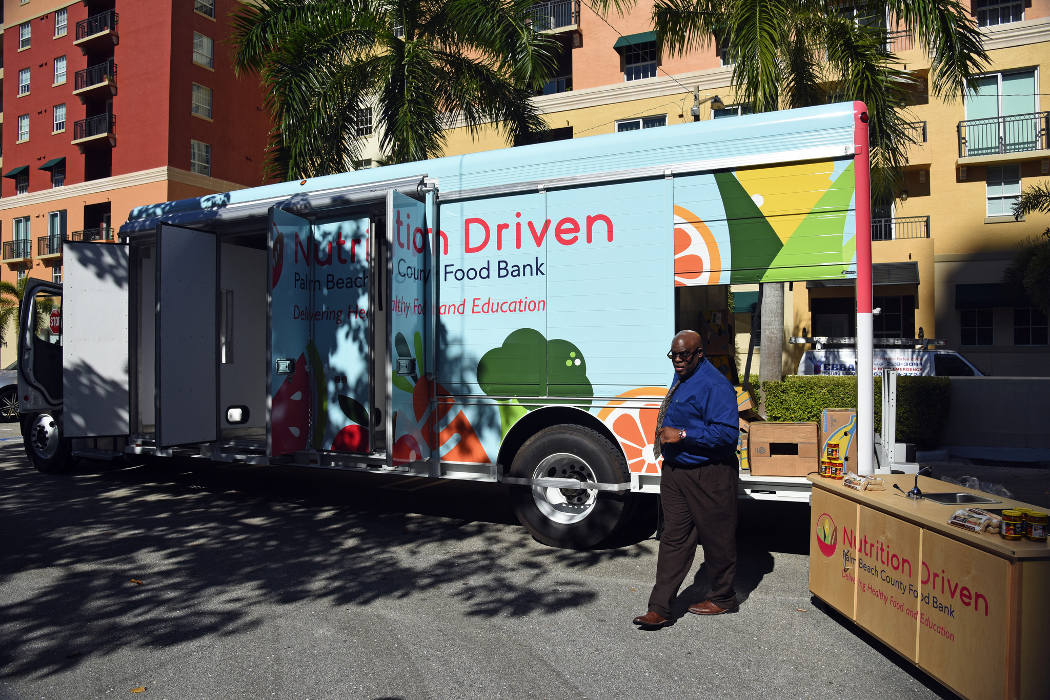 Palm Beach County Food Bank Reviews