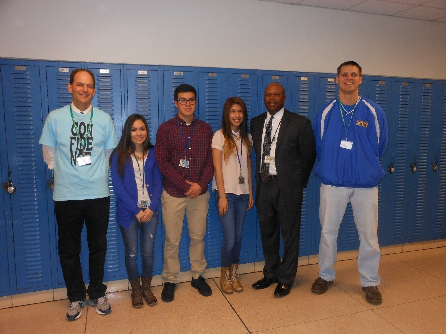 joliet central high school students win in the stock