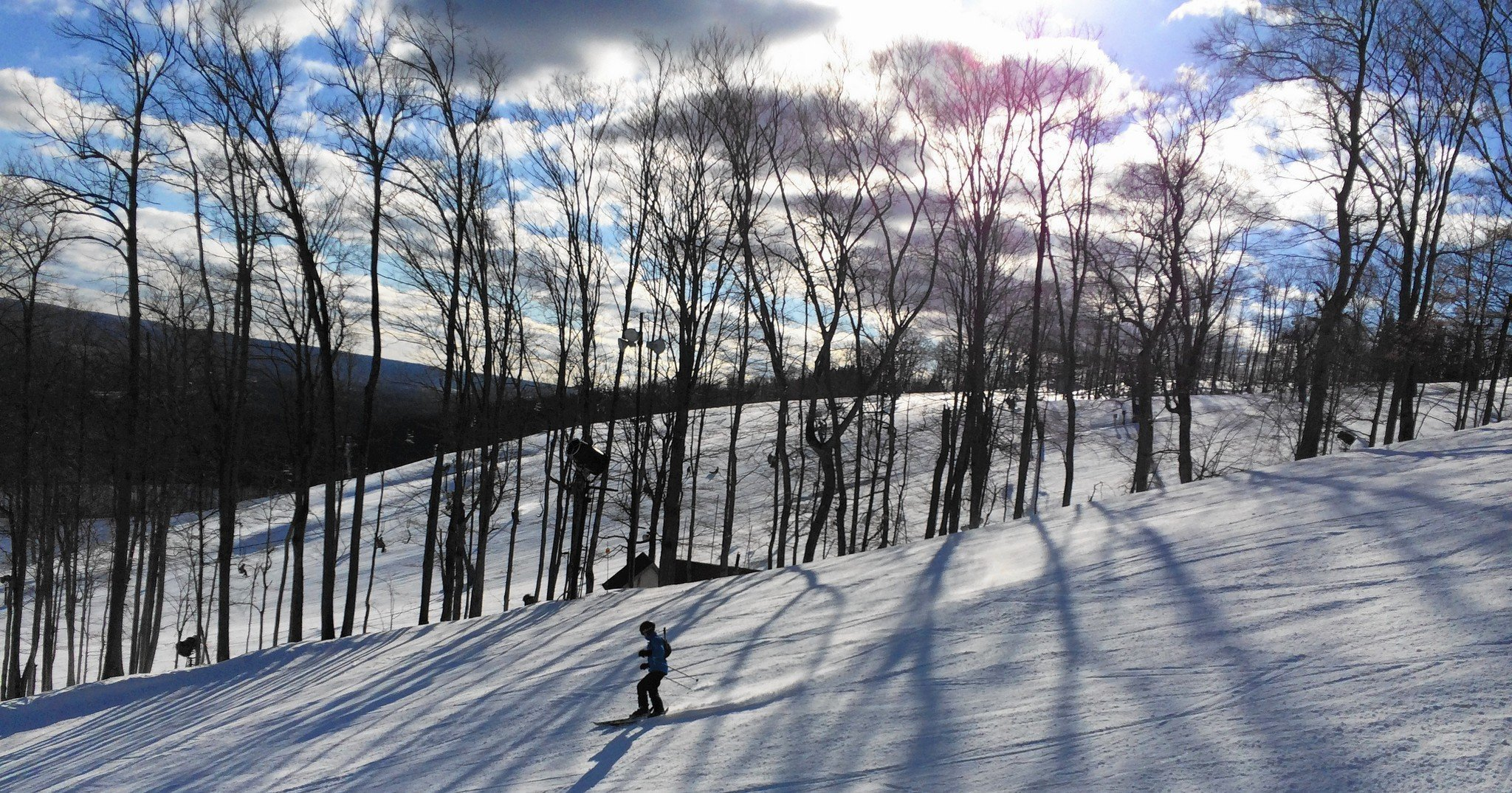 boyne puts a resort spin on midwest skiing - chicago tribune