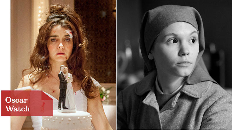 'Wild Tales,' left, and 'Ida'