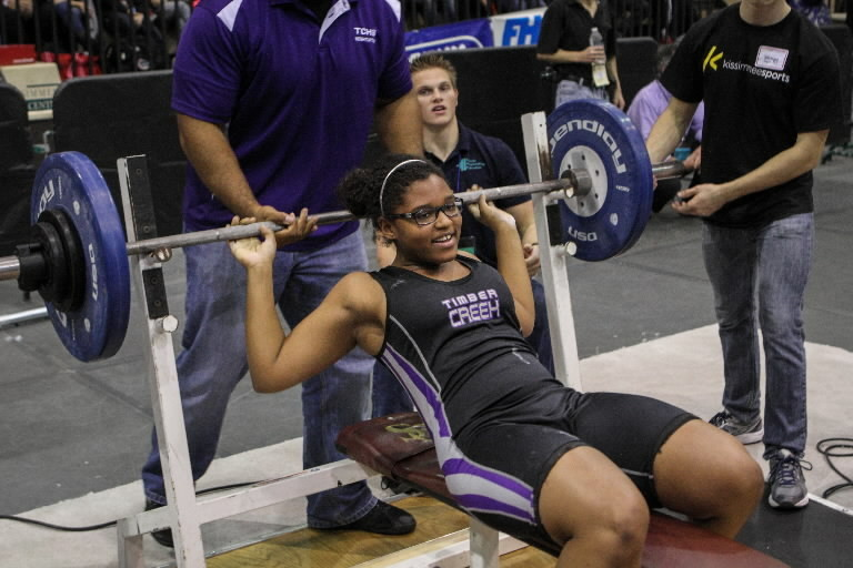 Colonial Wins Metro East Girls Weightlifting Orlando Sentinel