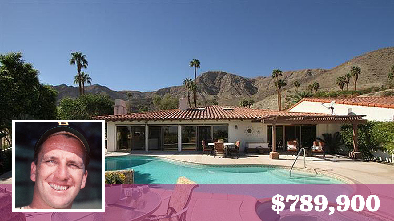 Rancho Mirage Home Of Baseball Great Ralph Kiner Lists For
