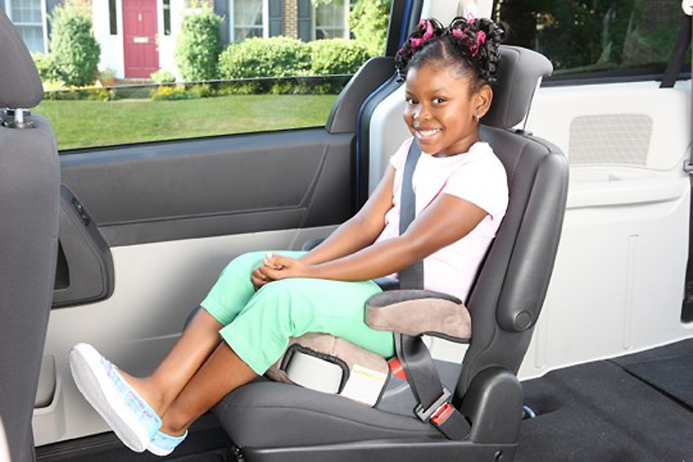 New Child Booster Seat Law Goes Into Effect Jan 1