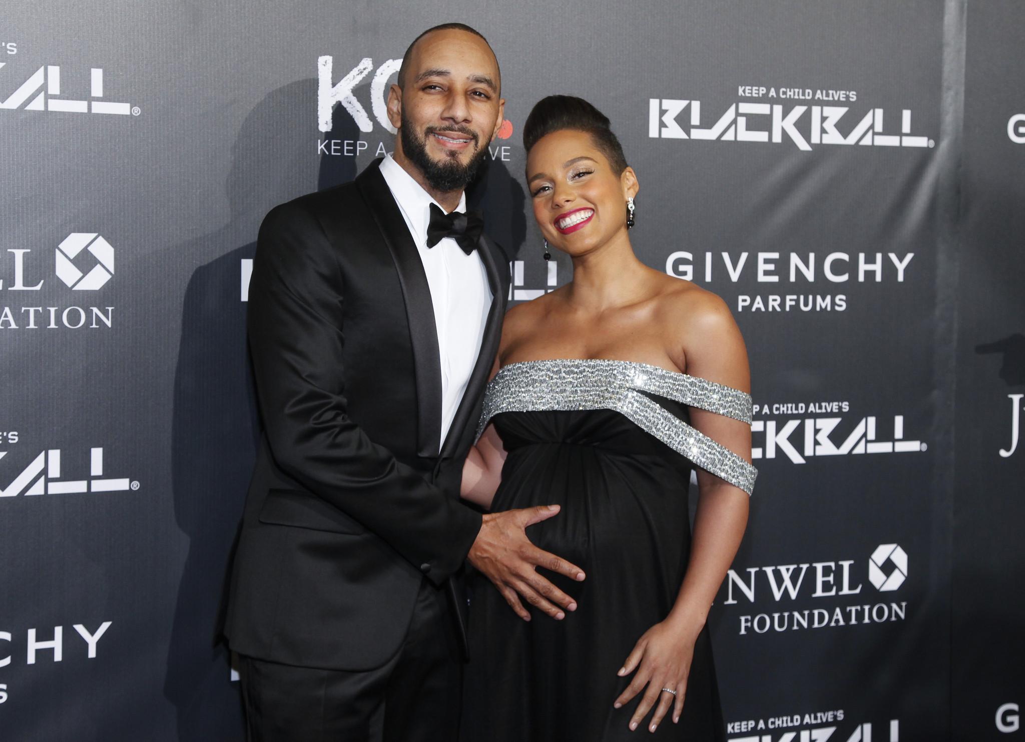 Singer Alicia Keys, husband Swizz Beatz welcome a second ...
