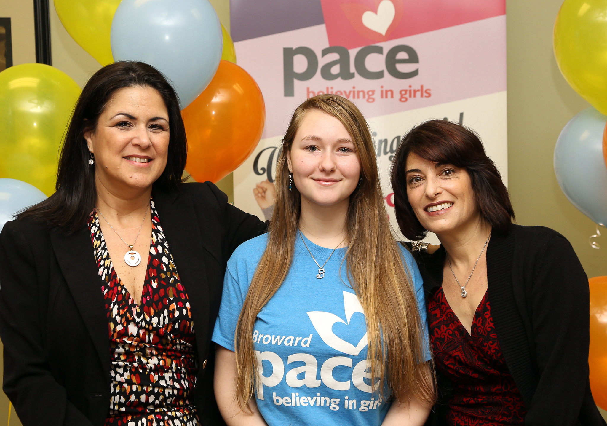Join Pace In Believing In Girls Jan 30 Sun Sentinel