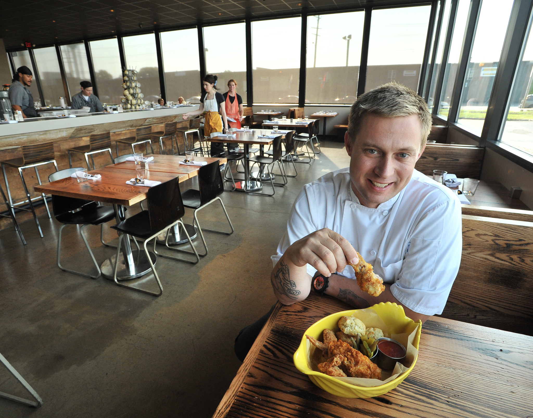 Bryan Voltaggios Family Meal Set To Open This Friday In Baltimore