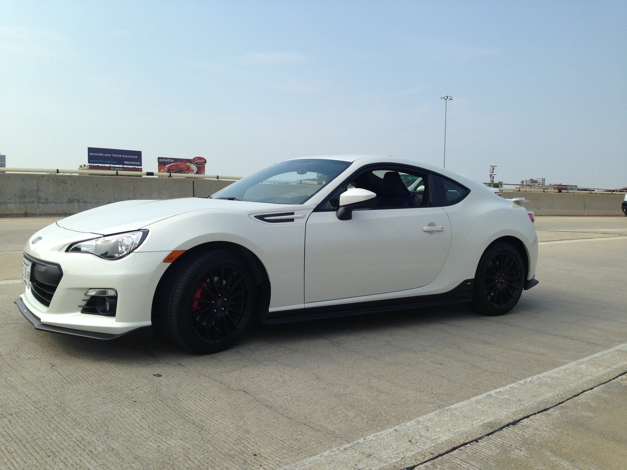 2015 Subaru Brz Series Blue Limited Edition Auto Review Chicago