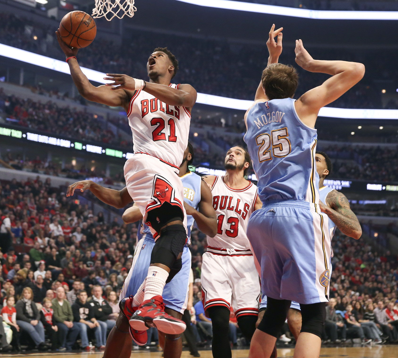 Thursday's Recap: Bulls 106, Nuggets 101
