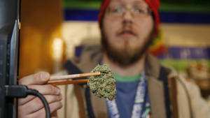 Cannabis crazy: It doesn't just describe the move to legalize weed. It could happen to you.