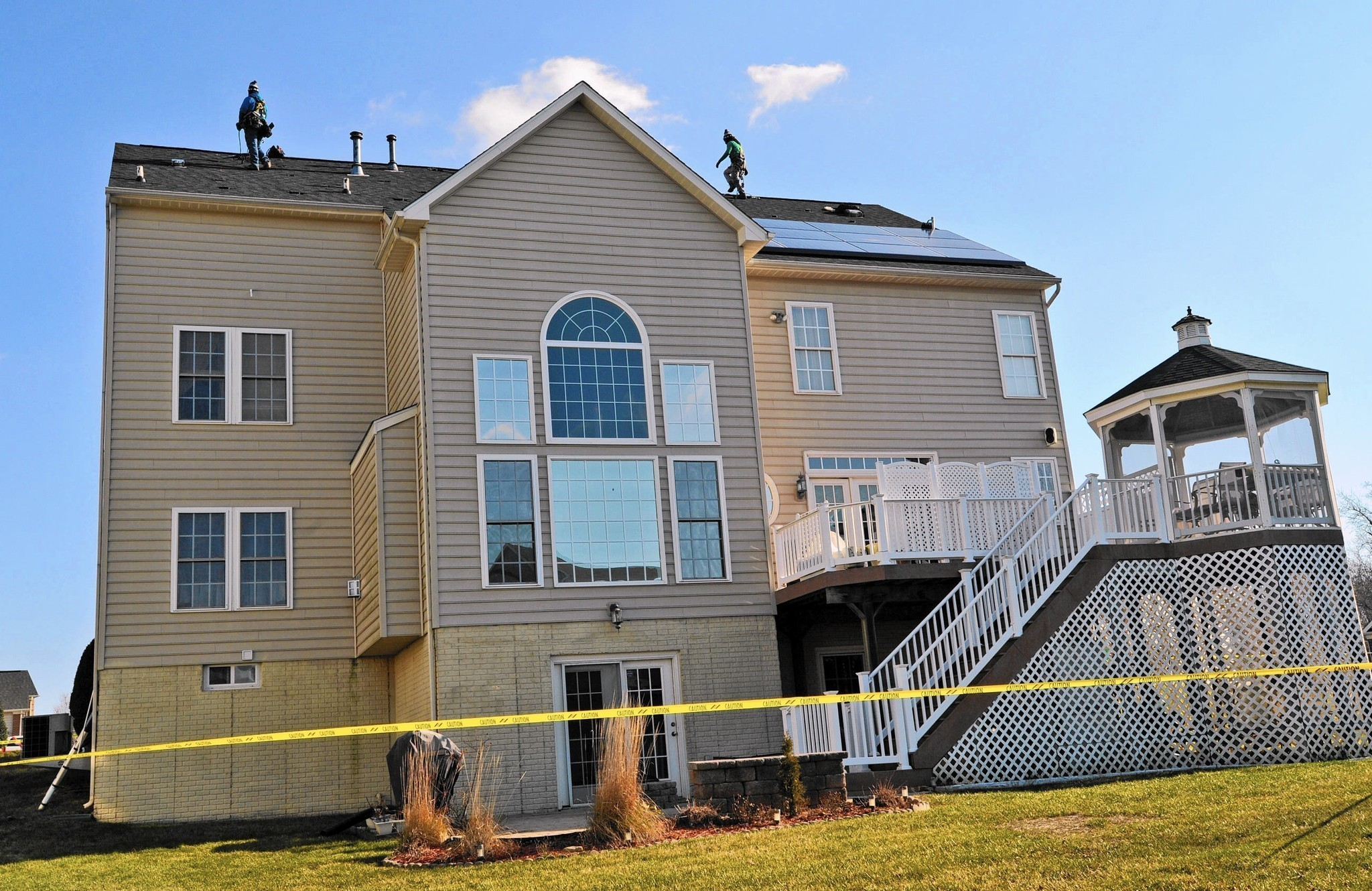 Solar Companies Say They Face Hurdles In Baltimore County