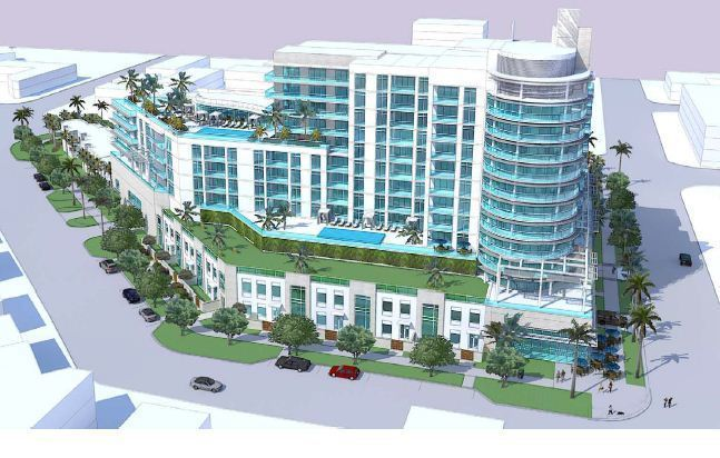Lauderdale Beach Condo Will Build More Units But They Ll