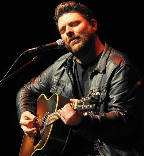 Chris Young: Country Singer Chris Young Returns To YoungArts In Miami