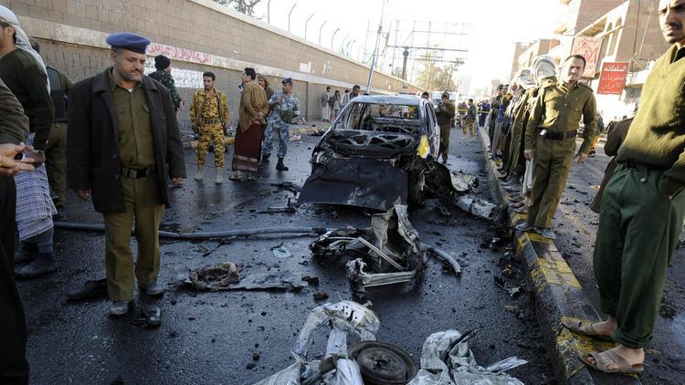Car bomb in Yemen