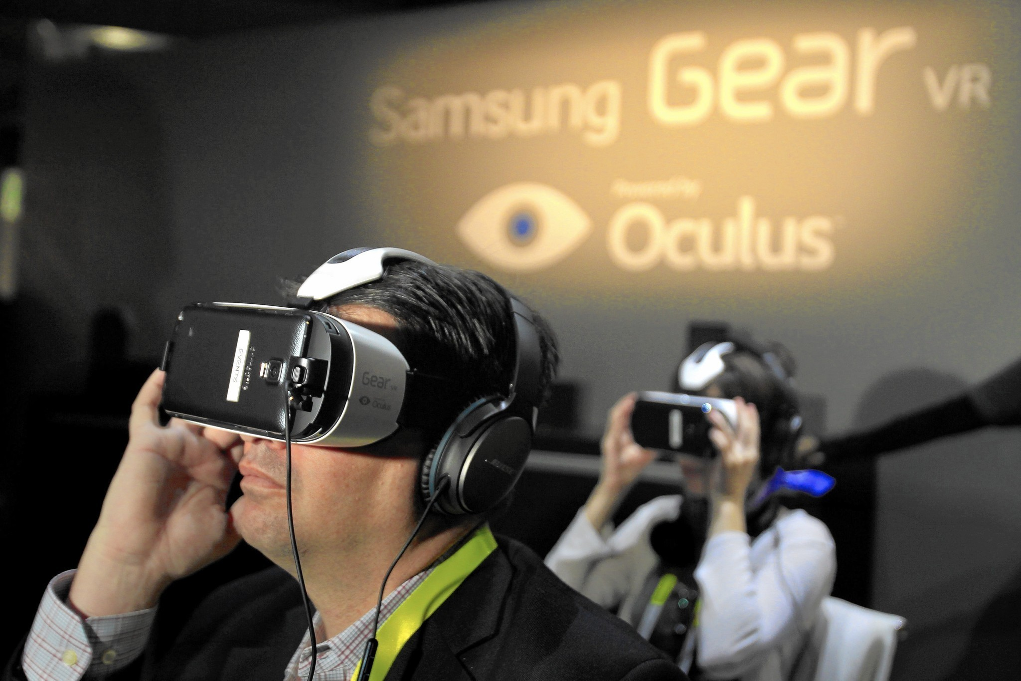 Virtual reality isn't just for video games