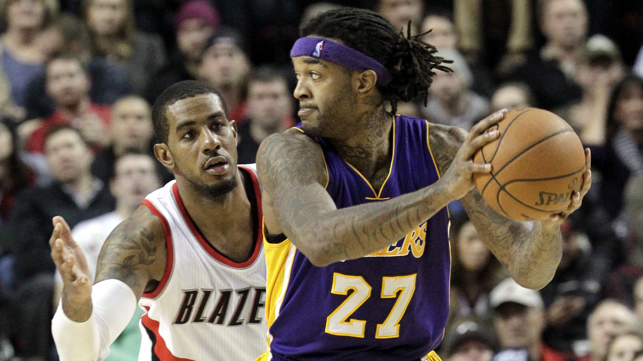 Lakers vs. Portland Trail Blazers preview - LA Times