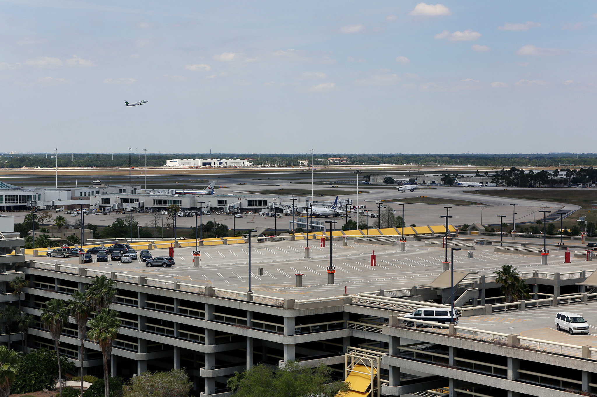 Orlando International Airport Launches Curbside Valet