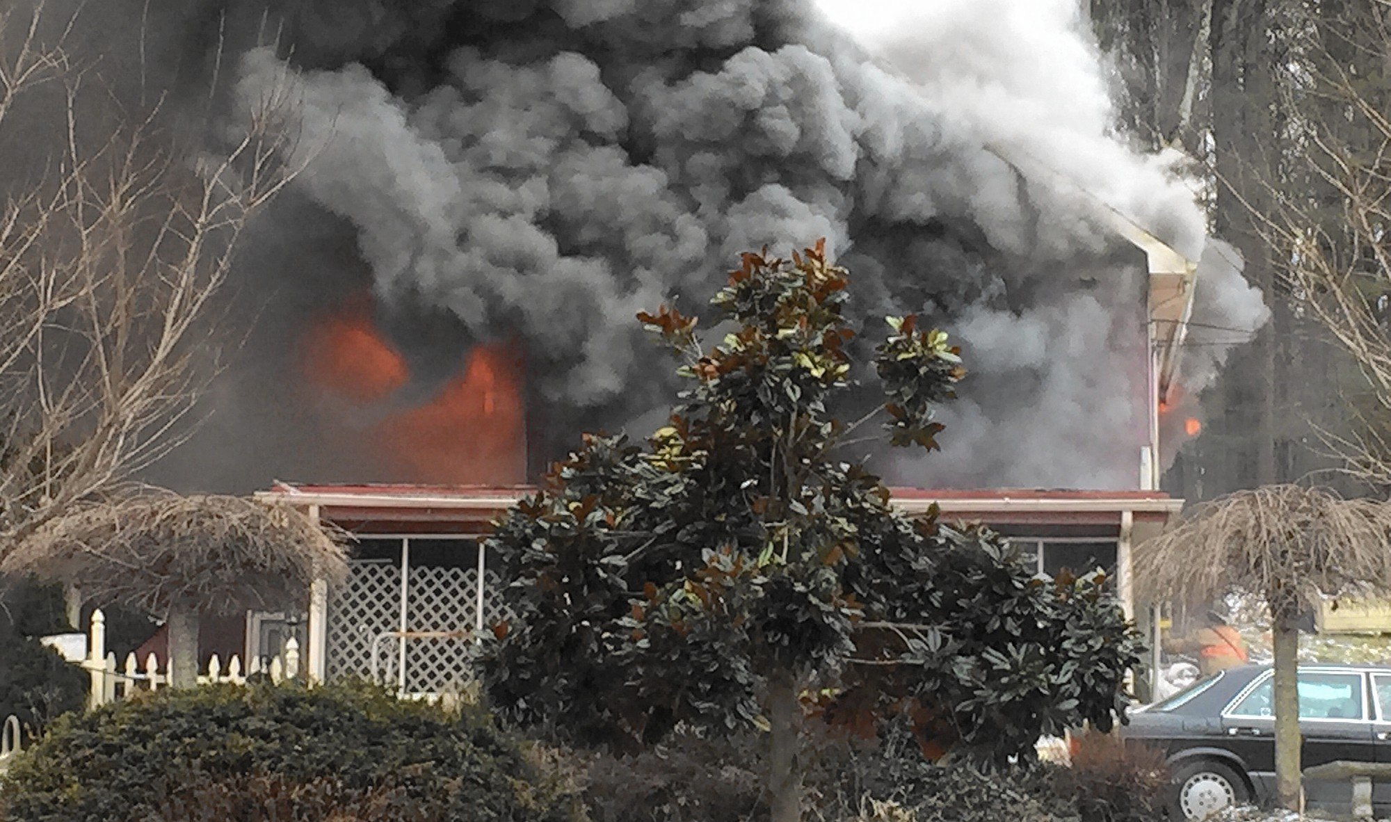Forest Hill House Heavily Damaged By Fire Wednesday Owner