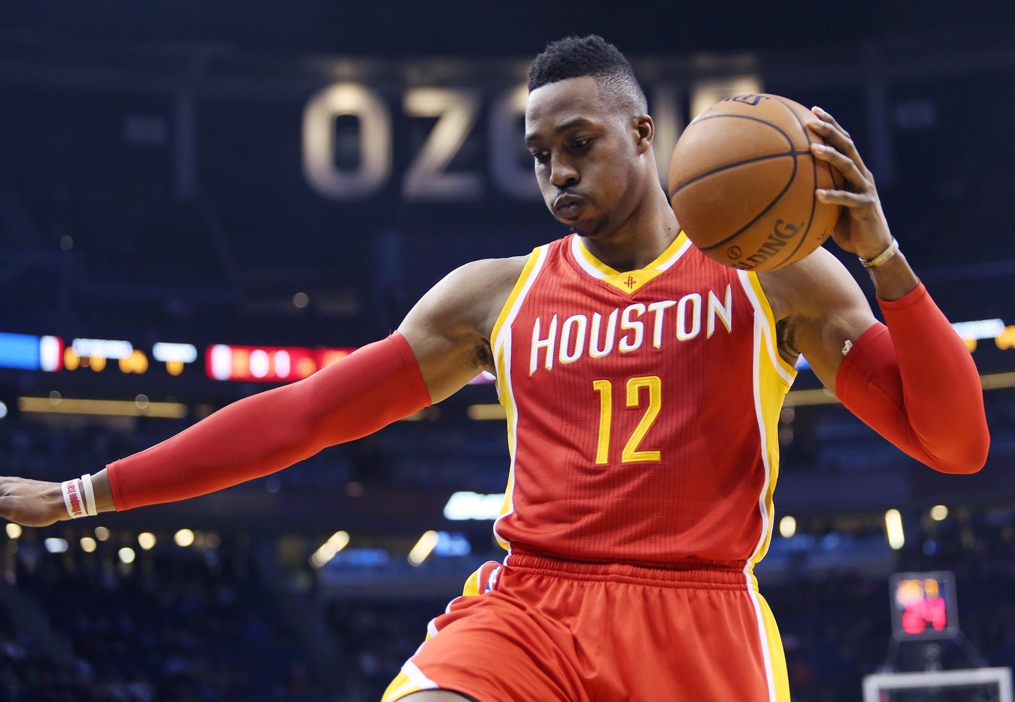 Dwight Howard talks after loss to Orlando Magic - Orlando Sentinel 79ca2a1ec