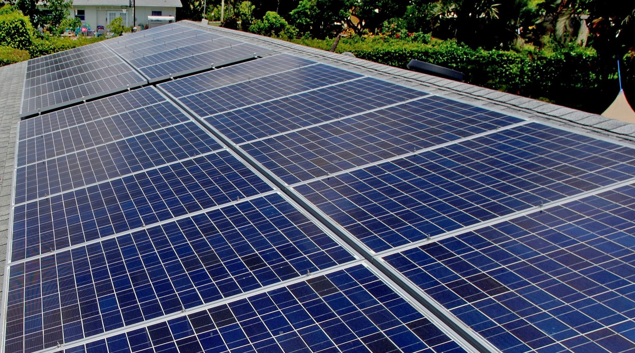 solar rebates ...