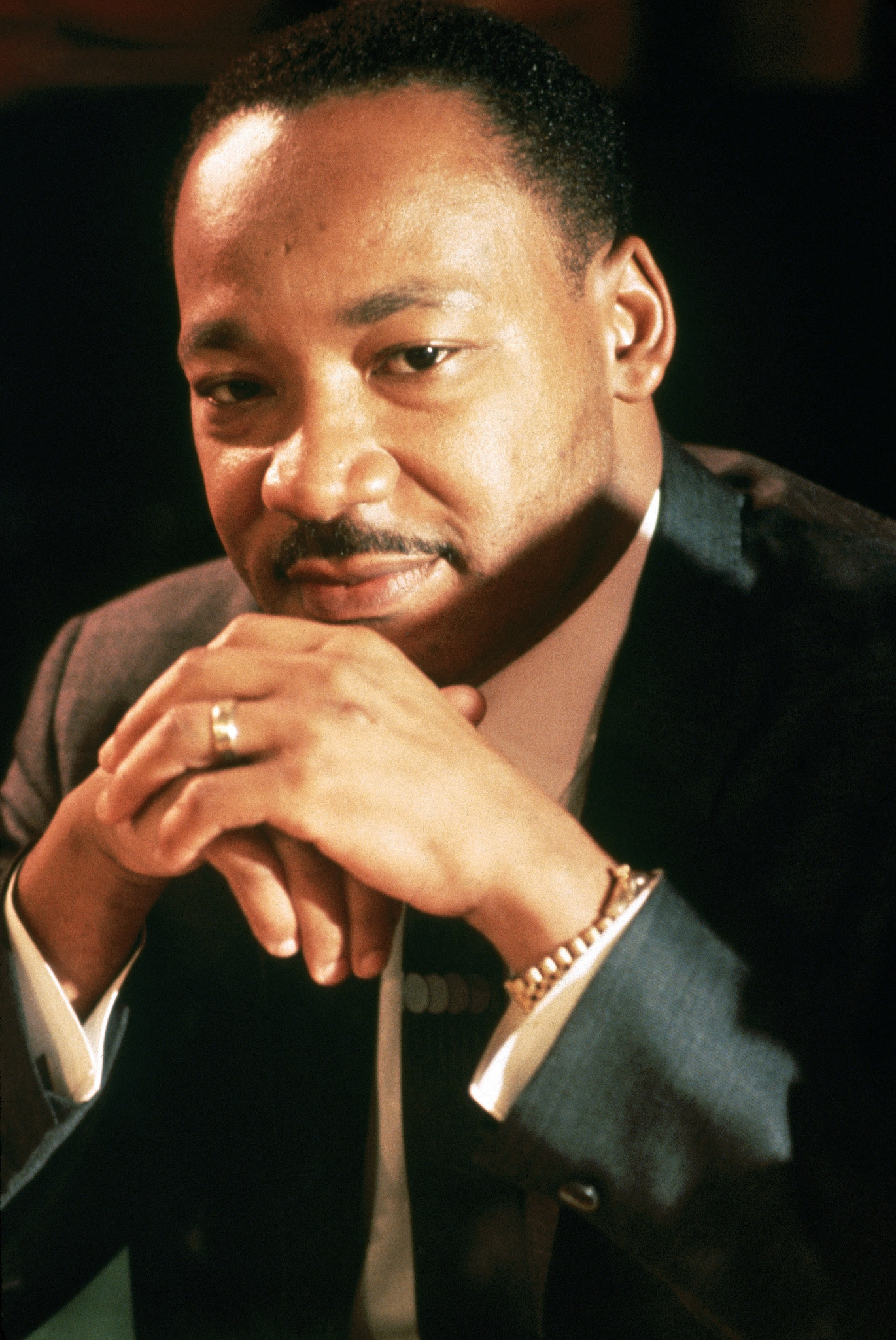 Color Photos Of Dr Martin Luther King Jr | Murderthestout