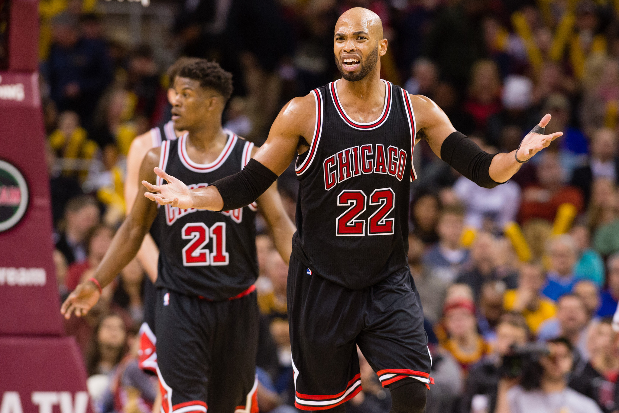 c501dbfb926c Derrick Rose frustrated after Bulls embarrassed in Cleveland ...