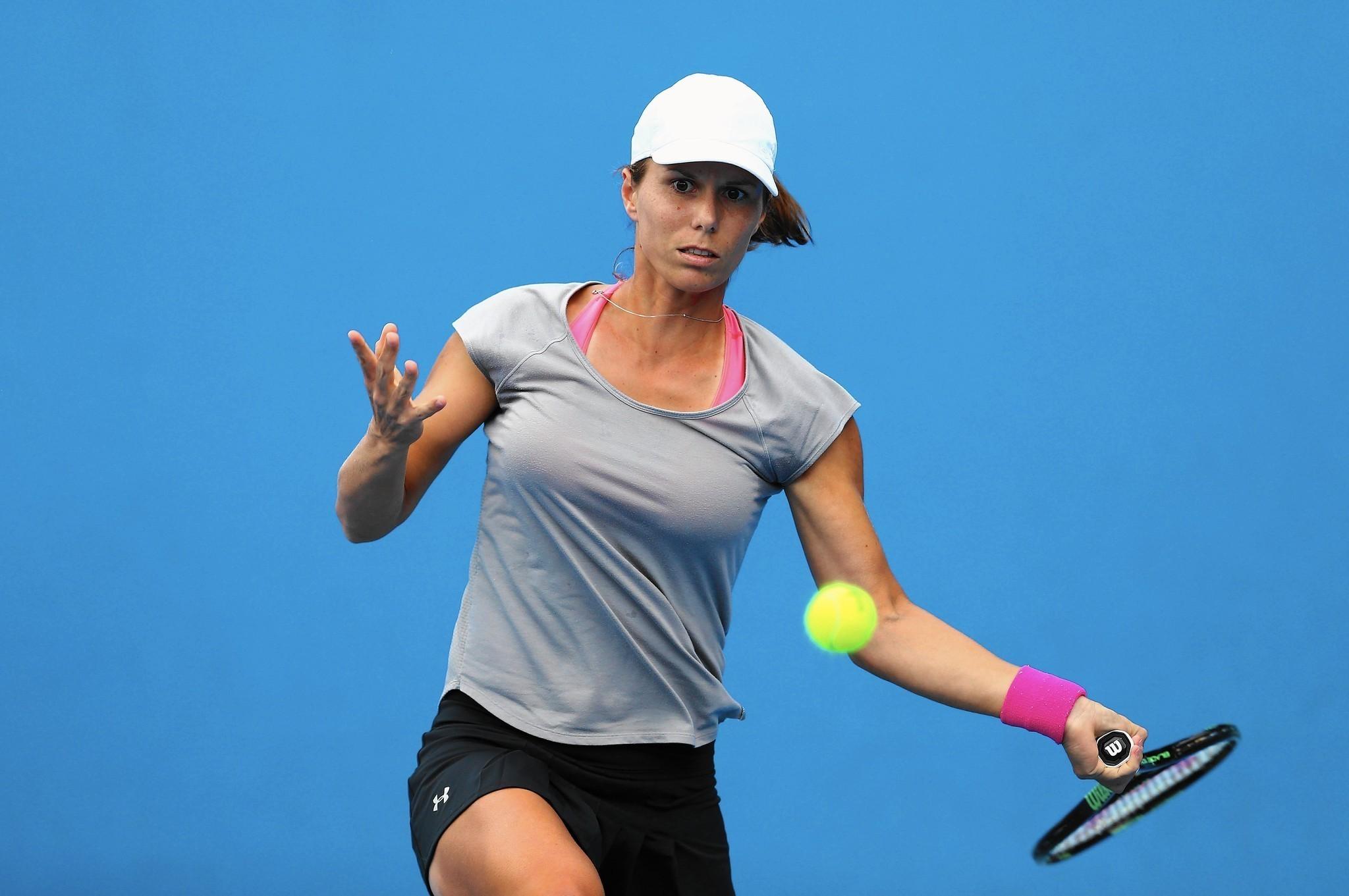Tennis Varvara Lepchenko advances in Australian OpenVarvara Lepchenko