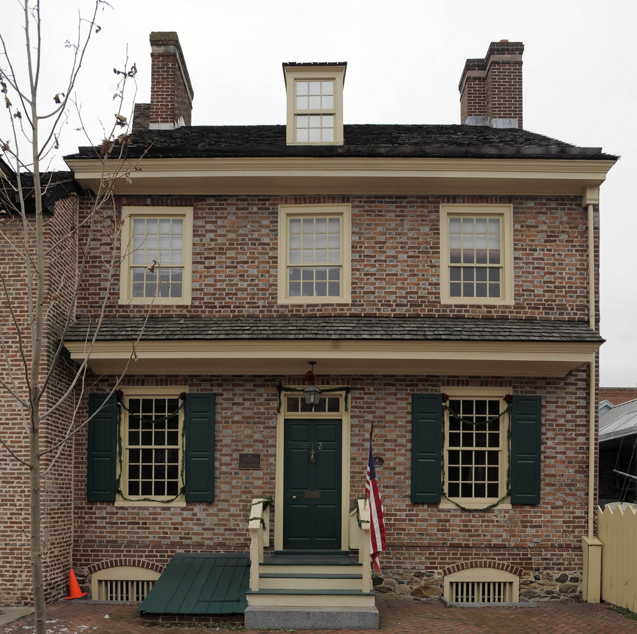 Robert Long House in Fells Point marks 250th anniversary - Baltimore Sun