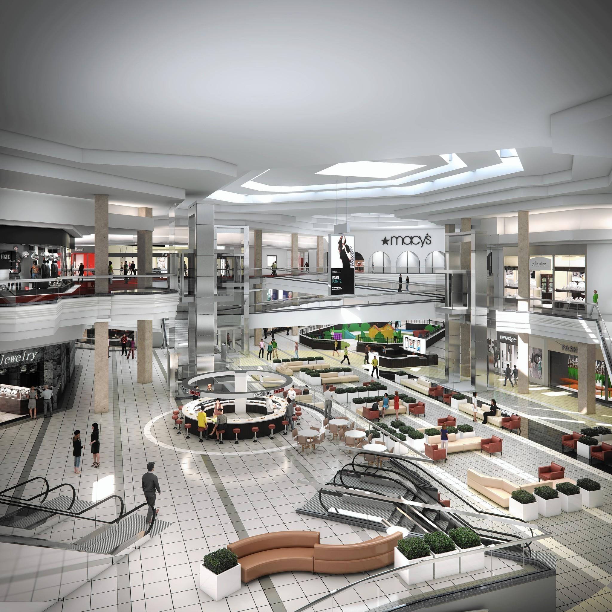 6cfcf9b7255 Woodfield Mall plans  13.8 million renovation - Chicago Tribune