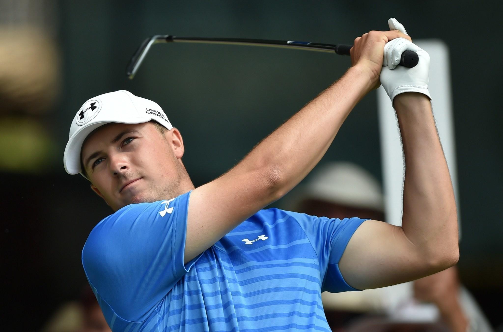 6143b77dee97d2 Under Armour signs deal with pro golfer Jordan Spieth - Baltimore Sun