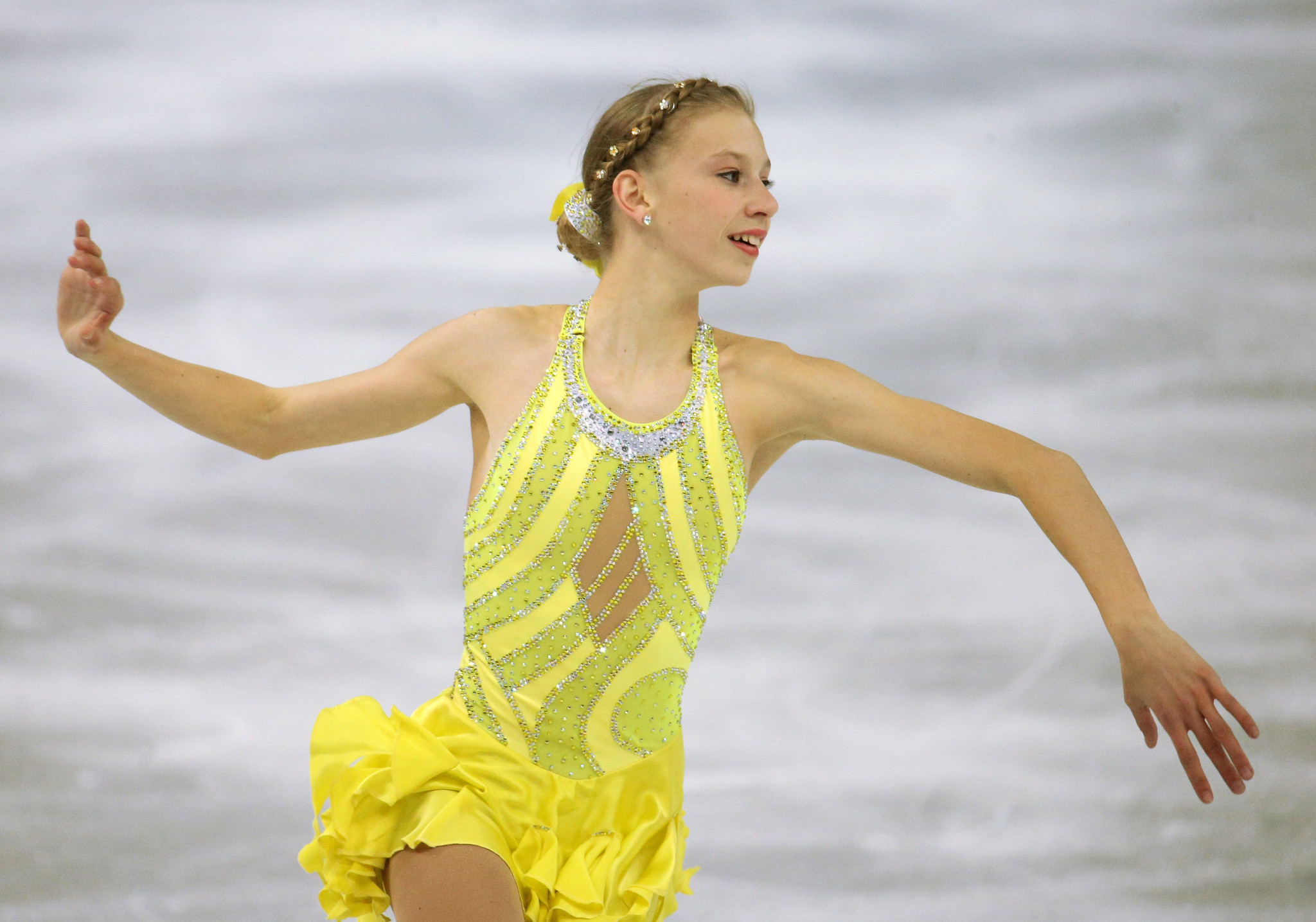 fast rise polina edmunds hits   bumps chicago tribune