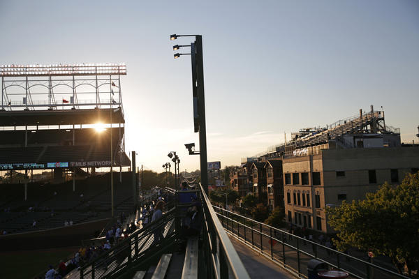 Cubs Owner Pay 3 Million For Two Rooftop Apartment