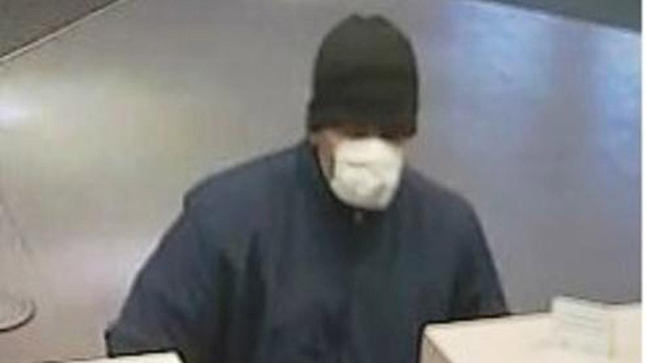 Fbi Security Guard Tackles Handcuffs Would Be Bank