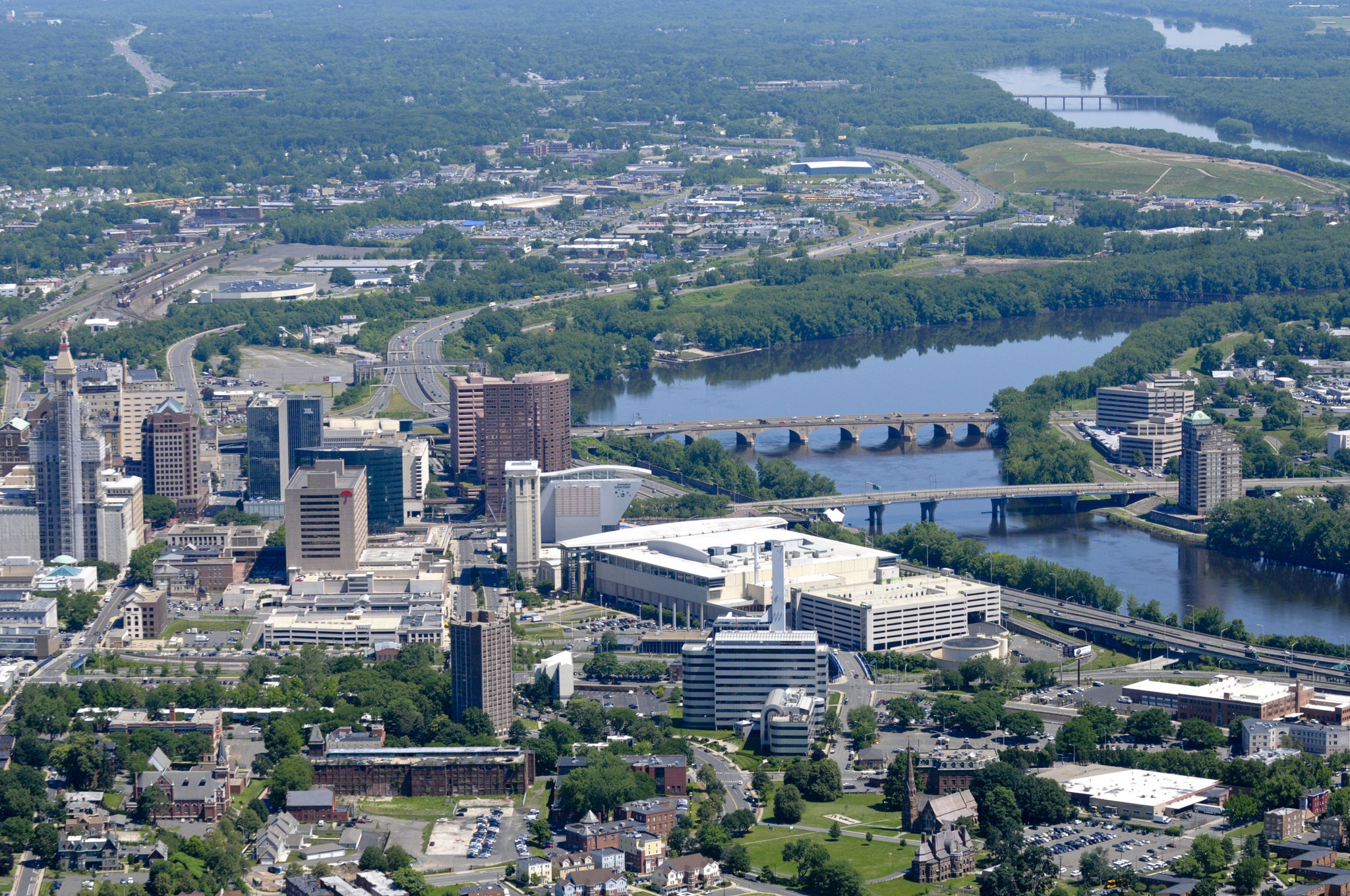 Hartford 2nd Richest City In America? - Hartford Courant